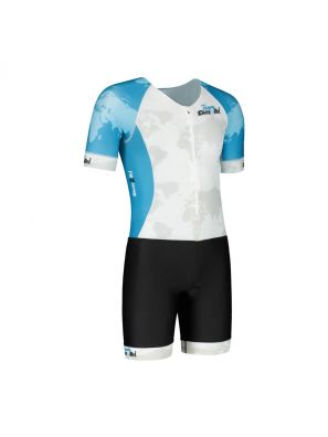 Team tri-suit mens short sleeve