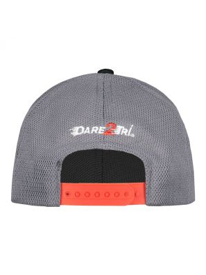 Truckers cap white-grey