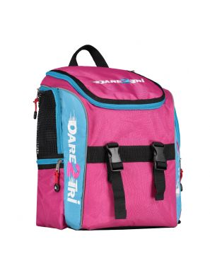 Transition backpack small pink-blue