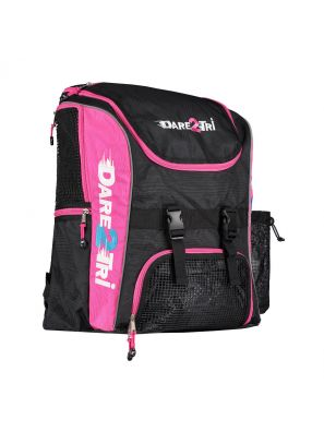 Transition backpack XL black-pink