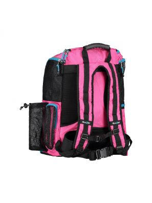 Transition backpack XL pink-blue