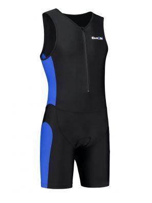 Dare2Tri-suit – Męski Strój Startowy czarny/niebieski