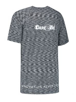 Men's T-shirt black/grey