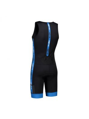 Men's coldmax tri-suit black-blue