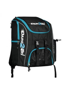 Transition backpack regular black-blue