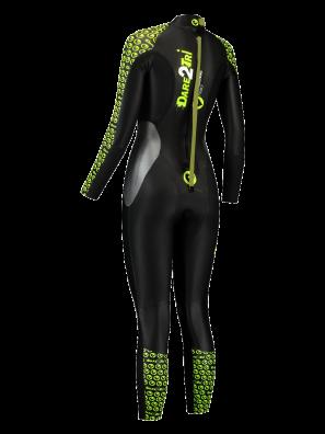 Vrouwen Challenge 4 speed wetsuit