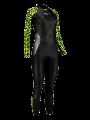 Women's Challenge 4 speed wetsuit