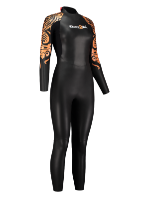Women's Dare2Tri to Swim wetsuit