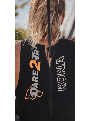 Kona Womens Swimskin Flyer S + free cap