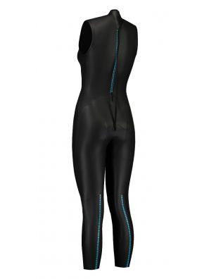 Femmes long john wetsuit