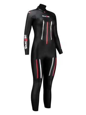 MACH3S – Damska pianka triathlonowa