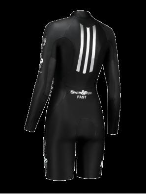 Vrouwen Swim&Run FAST wetsuit