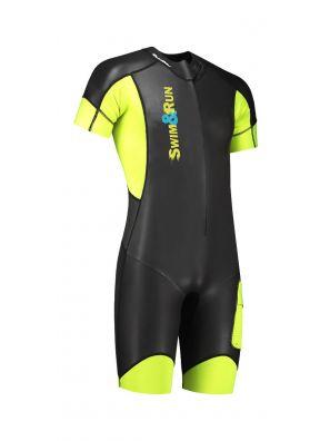 Mannen Swim&Run GO wetsuit