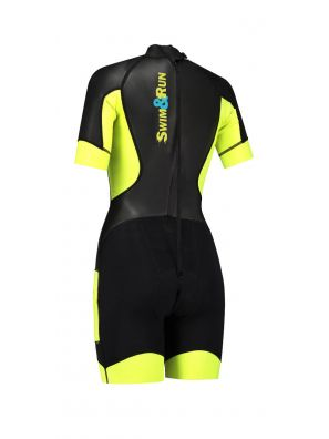 Women's Swim & Run Go wetsuit