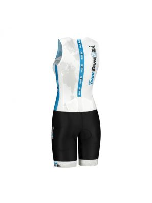 Team tri-suit womens no sleeves