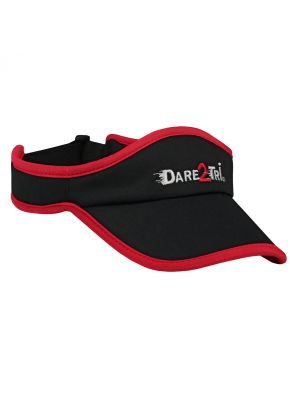 Visor Dare2Tri black