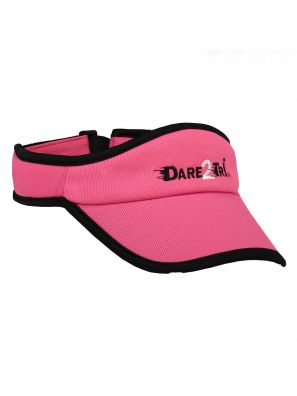 Visor Dare2Tri pink