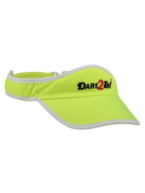 Visor yelow-white
