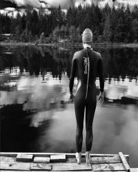 Wetsuit test - Zwembad Albrandswaard